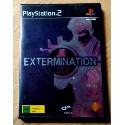 Extermination (Deep Space) - Playstation 2