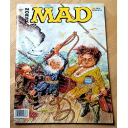 Norsk MAD: Høsten 1993 - Noen få gærne menn