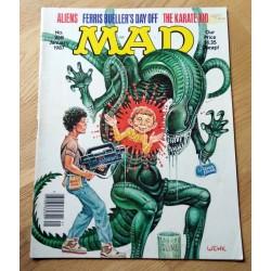 MAD: 1987 - January - No. 268 - Amerikansk