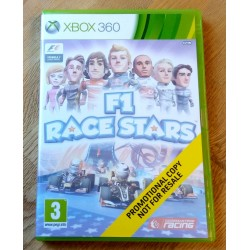 Xbox 360: F1 Race Stars - Promotional Copy (Codemasters)