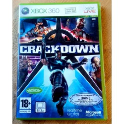 Xbox 360: Crackdown (Microsoft Game Studios)