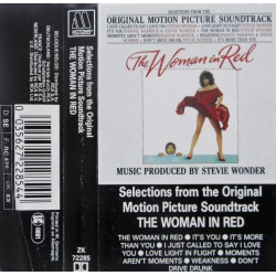 The Woman in Red (Filmmusikk)