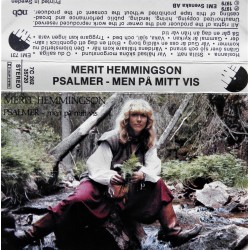 Merit Hemmingson- Psalmer- Men på mitt vis