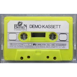 Bitten Kassetten- Demo Kassett