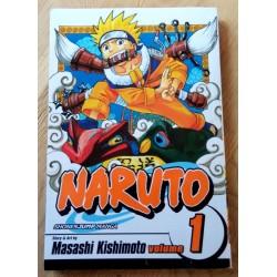 Naruta - Nr. 1 - Shonen Jump Manga