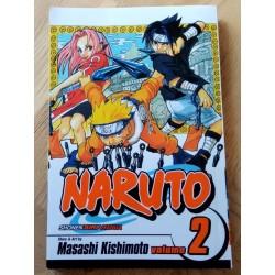 Naruto - Nr. 2 - Shonen Jump Manga