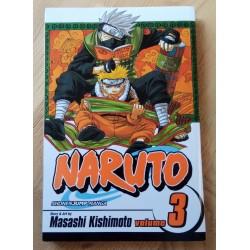 Naruto - Nr. 3 - Shonen Jump Manga