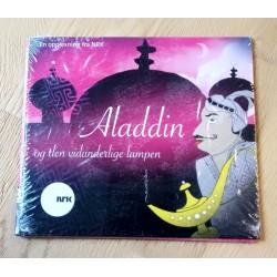 Aladdin og den vidunderlige lampen - En opplesning fra NRK (CD)