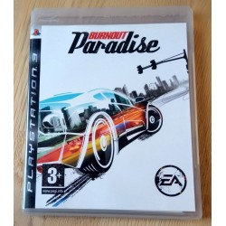 Playstation 3: Burnout Paradise (EA Games)