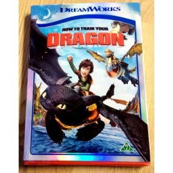 Dragetreneren (DreamWorks) - DVD
