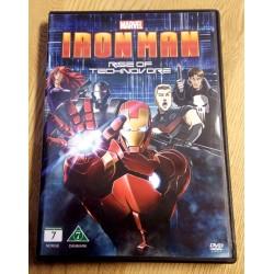 Iron Man: Rise of Technovore (Marvel) - DVD