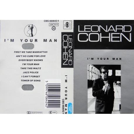 Leonard Cohen- I'm Your Man