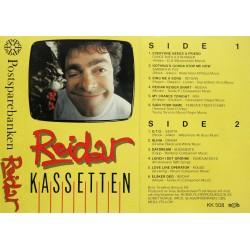 Reidar kassetten- Postsparebanken