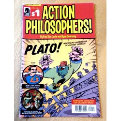 Action Philosophers: 2014 - October - Nr. 1 (amerikansk)