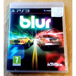 Playstation 3: Blur (Activision)