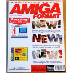 Amiga Format: 1992 - July - New Sensation