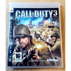 Playstation 3: Call of Duty 3 (Activision)
