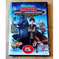 Drager - Gaven fra Mørkervrede (DVD)