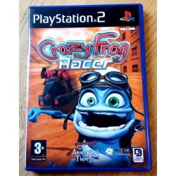 Crazy Frog Racer - Playstation 2