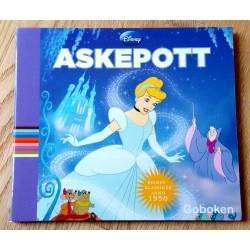Goboken - Askepott - Disney (lydbok)