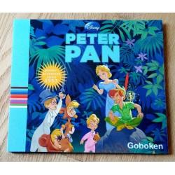 Goboken - Peter Pan - Disney (lydbok)