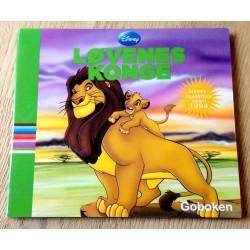 Goboken - Løvenes konge - Disney (lydbok)