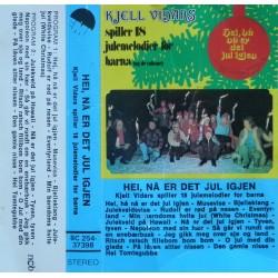 Kjell Vidars spiller 18 julemelodier