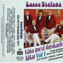 Lasse Stefanz- Våra mest önskade låtar Vol 1