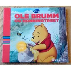 Goboken - Ole Brumm og honningtreet - Disney (lydbok)