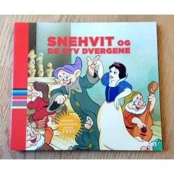 Goboken - Snehvit og de syv dvergene - Disney (lydbok)