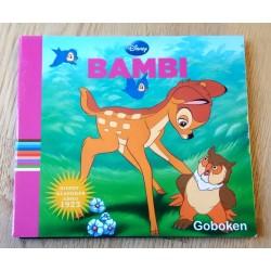 Goboken - Bambi - Disney (lydbok)