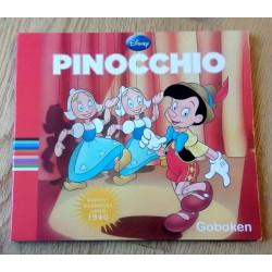 Goboken - Pinocchio - Disney (lydbok)