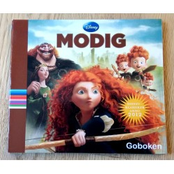 Goboken - Modig - Disney (lydbok)