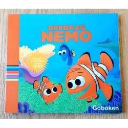 Goboken - Oppdrag Nemo - Disney (lydbok)