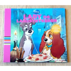 Goboken - Lady og Landstrykeren - Disney (lydbok)