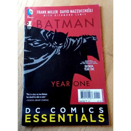 DC Comics Essentials: 2015 - January - Nr. 1 (amerikansk)