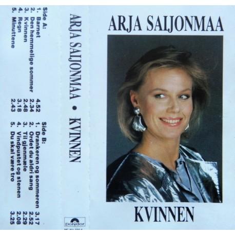 Arja Saijonmaa- Kvinnen