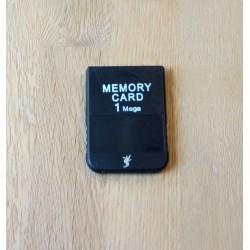 Playstation 1 Memory Card - 1 Mega