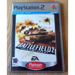 Battlefield 2 - Modern Combat (EA Games) - Playstation 2