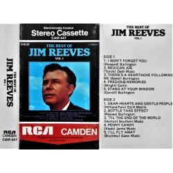 Jim Reeves- The Best of- Vol. 1