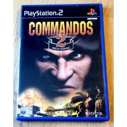 Commandos 2: Men Of Courage (Eidos) - Playstation 2
