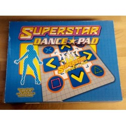 Superstar Dance Pad - Joytech - Playstation 1 og 2