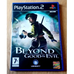 Beyond Good & Evil (Ubisoft) - Playstation 2