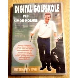 Digital Golfskole ved Simon Holmes - Interaktiv DVD