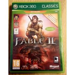 Xbox 360: Fable II (Microsoft Game Studios)