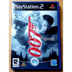 007 - Everything or Nothing (EA Games) - Playstation 2