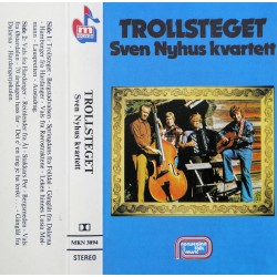 Sven Nyhus Kvartett- Trollsteget