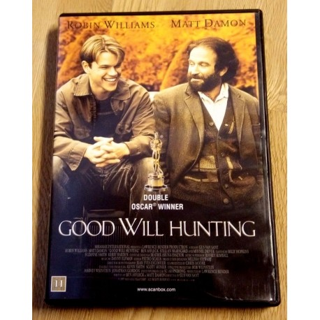 Good Will Hunting (DVD)