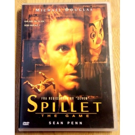 Spillet - The Game (DVD)