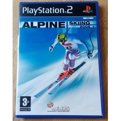 Alpine Skiing 2005 (Midas Interactive Entertainment) - Playstation 2